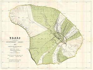 Lanai - Image: 1878 Government Land Office Map of Lanai, Hawaii Geographicus Lanai Hawaii lo 1878