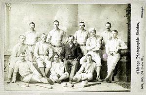 1882 Providence Grays season - The 1882 Providence Grays