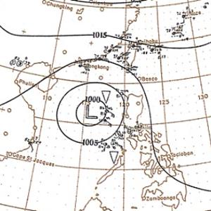 1900 Pacific typhoon season - Image: 1900 Nov 8 Hong Kong Typhoon