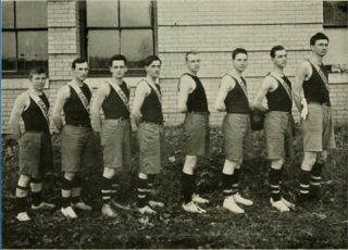 1911–12 North Carolina Tar Heels mens basketball team