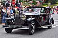 1931 Rolls-Royce P-II - Savoy Town Town Car by Brewster at Monterey 2011.jpg