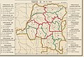 1933 provinces Belgian Congo cropped from 1950 administration map Atlas General du Congo 611.jpg