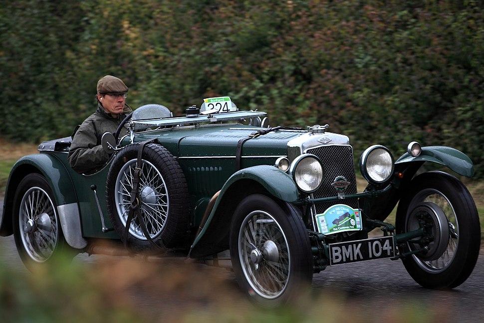 1934 Frazer Nash TT Replica Kop Hill Climb 2010 5029349568