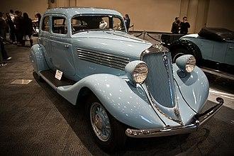 Studebaker Land Cruiser - 1934 Land Cruiser