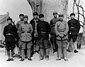 1936 Deng Xiaoping and Red Army leaders.jpg