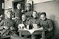 1940-04-07 - Mdl Marcel Lefébure et ses collègues à Braschaat (1).jpg