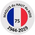 1944-2019 75èm anniversaire de l'attaque du Maquis.png