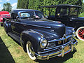 1946 Hudson Super Six Big Boy pickup truck at 2015 Macungie show 2of4.jpg