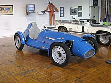 Aussi Racing Cars