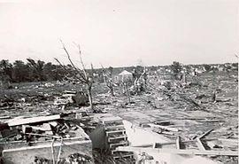 1953 Flint–Beecher tornado - Wikipedia