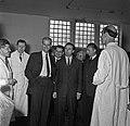 1957 Visite du ministre de l'agriculture Mr ANDRE DULIN au CNRZ-24-cliche Jean Joseph Weber.jpg