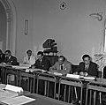 1958 visite d'une délégation INRA au Haras du Pin Cliché Jean Joseph Weber-66.jpg