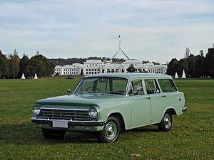 Holden EH - Image: 1963 1965 Holden EH Standard station sedan 03