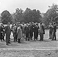 1966 visite de Mr Edgar Faure sénateur du Jura au CNRZ-30-cliche Jean Joseph Weber.jpg