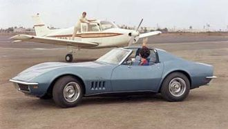 Chevrolet Corvette (C3) - 1969 Corvette Stingray Coupe