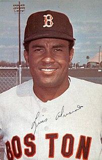 Luis Alvarado Puerto Rican baseball player