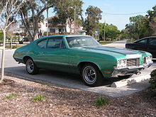 Oldsmobile Cutlass  Wikipedia