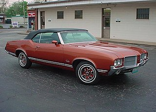 Oldsmobile Cutlass American car model