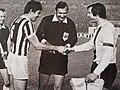 1972–73 European Cup - Juventus v Magdeburg - Salvadore, Scheurer, Zapf.jpg
