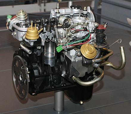 общий вид двигателя 3а фото другие покрытия)