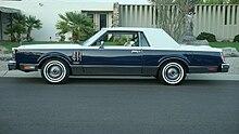 Lincoln Continental Mark VI  Wikipedia