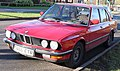 1987 BMW 525E Automatic 2.7 Front.jpg
