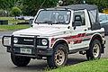 1987 Suzuki Sierra JX 1.3 softtop (2011-01-13).jpg