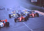 1989 Belgian GP race start 04.jpg