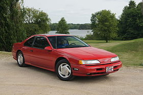 1989 Ford Thunderbird Super Coupe (14694904502).jpg