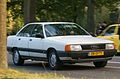 1991 Audi 100 (8855595850).jpg