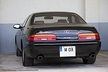 Lexus SC  Wikipedia