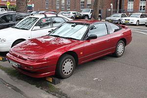 Nissan 200SX - Image: 1994 Nissan 200SX (S13) coupe (22642782184)