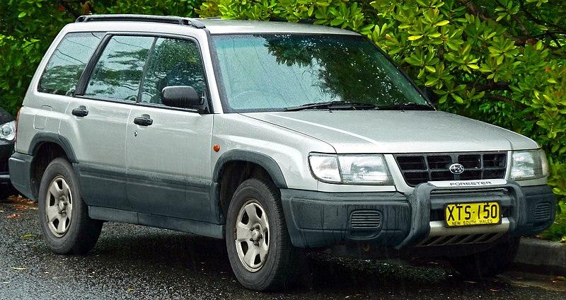 Suzuki Forester