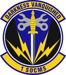 1 Special Operations Component Maintenance Sq emblem.png