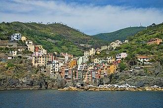 Riomaggiore - Image: 1 riomaggiore 2012