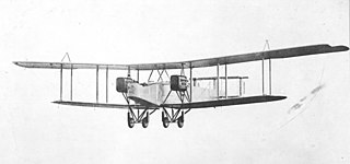Handley Page Type O British heavy bomber aircraft in service 1916-1922