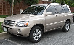 Toyota Highlander Used Car Review