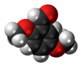 2,5-Dimethoxybenzaldehyde-3D-spacefill.png