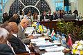20-05-2014- Georgetown-Guyana, Intervencion del Canciller Ricardo Patiño en la sesion plenaria de la ( COFCOR ) IMG 7862 (14215796566).jpg