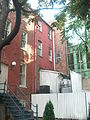 2000 Block of Eye Street, NW, GWU - attachment to building behind.JPG