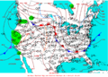 2003-04-13 Surface Weather Map NOAA.png