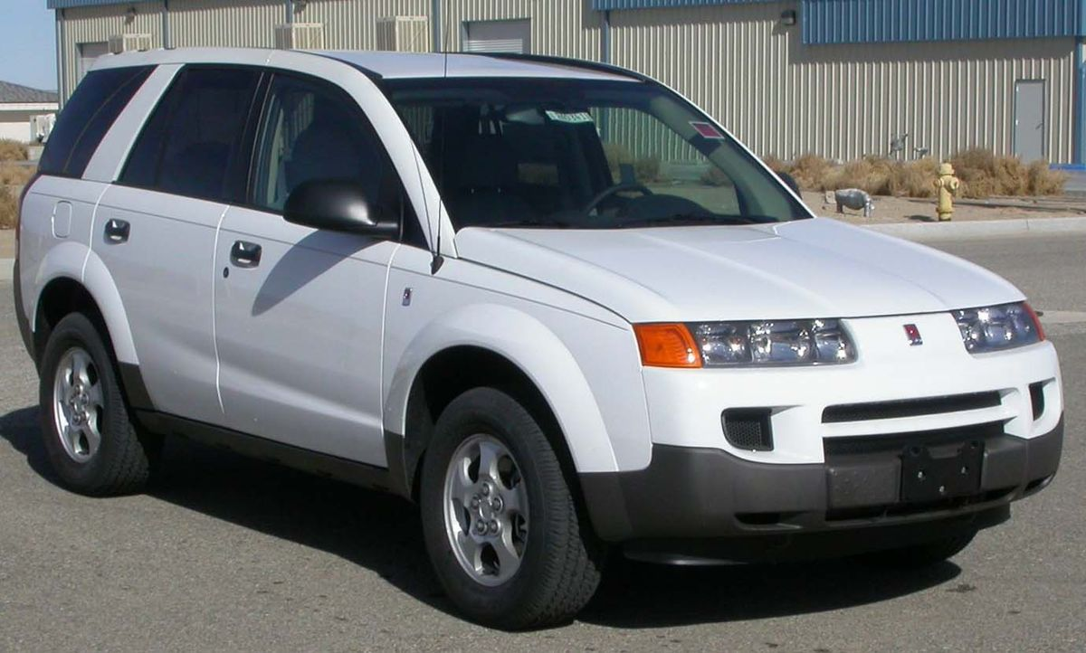 Saturn Vue Wikipedia