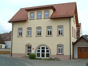 Gerolsheim - Gerolsheim town hall