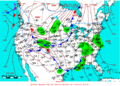 2009-03-26 Surface Weather Map NOAA.png