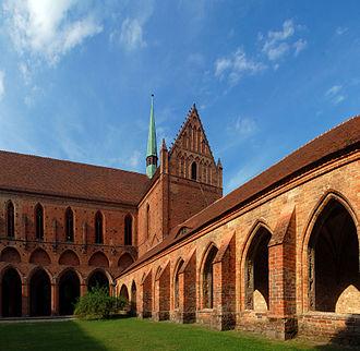 Chorin - Brick Gothic Chorin Abbey