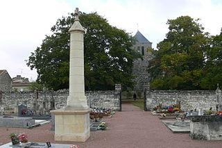 croix de cimetière de Dercé