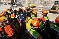 2010년 중앙119구조단 아이티 지진 국제출동100118 중앙은행 수색재개 및 기숙사 수색활동 (134).jpg