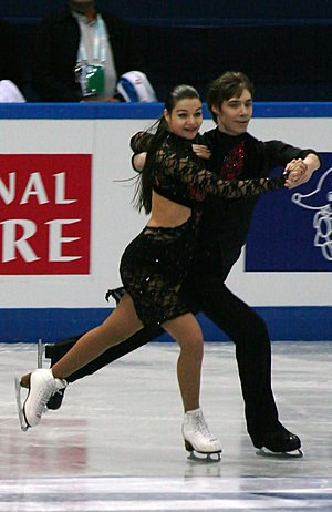 Valeria Zenkova - Zenkova and Sinitsin in 2012