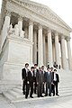 2012 Jessup Moot Court Competitors from Afghanistan Visit the Supreme Court (7029501961).jpg
