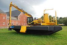 Amphibious Excavators Market